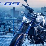 MT-09 バイクを意のまま操る喜び ヤマハ
