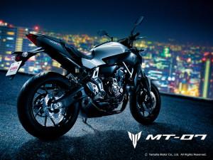 mt-07 ヤマハ