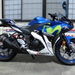 限定400台 2016年 YZF-R25 Movistar Yamaha MotoGP Edition 入荷!!