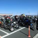 ミニバイクツーリング in 赤城山とんとん広場 (^^♪